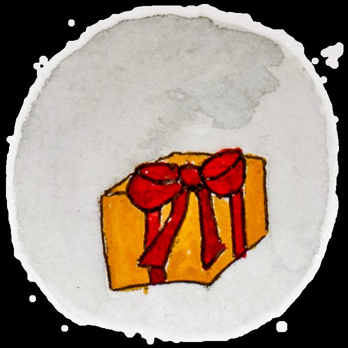 Wesensart – Geschenk