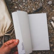 WESENsART-Produktbild: Notizbuch »Tanz, vorallem aus der Reihe«