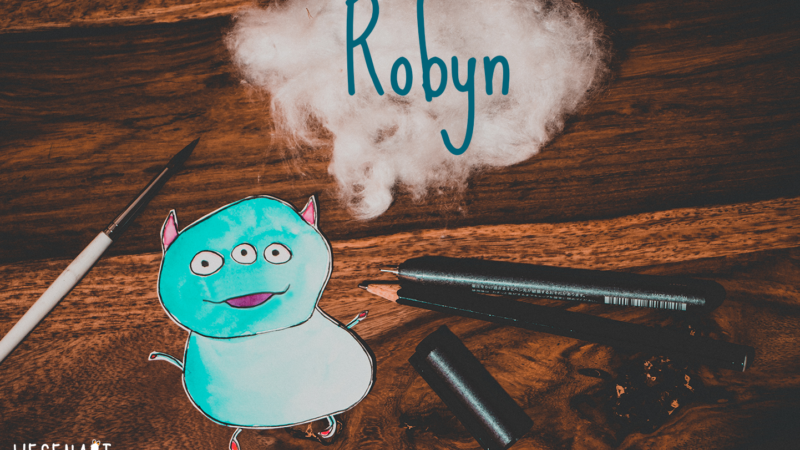 WESENsART: Robyn