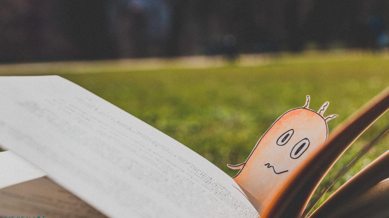 WESENsART | Weltgeschichtentag. Wesen auf der Wiese lesen Kinderbücher