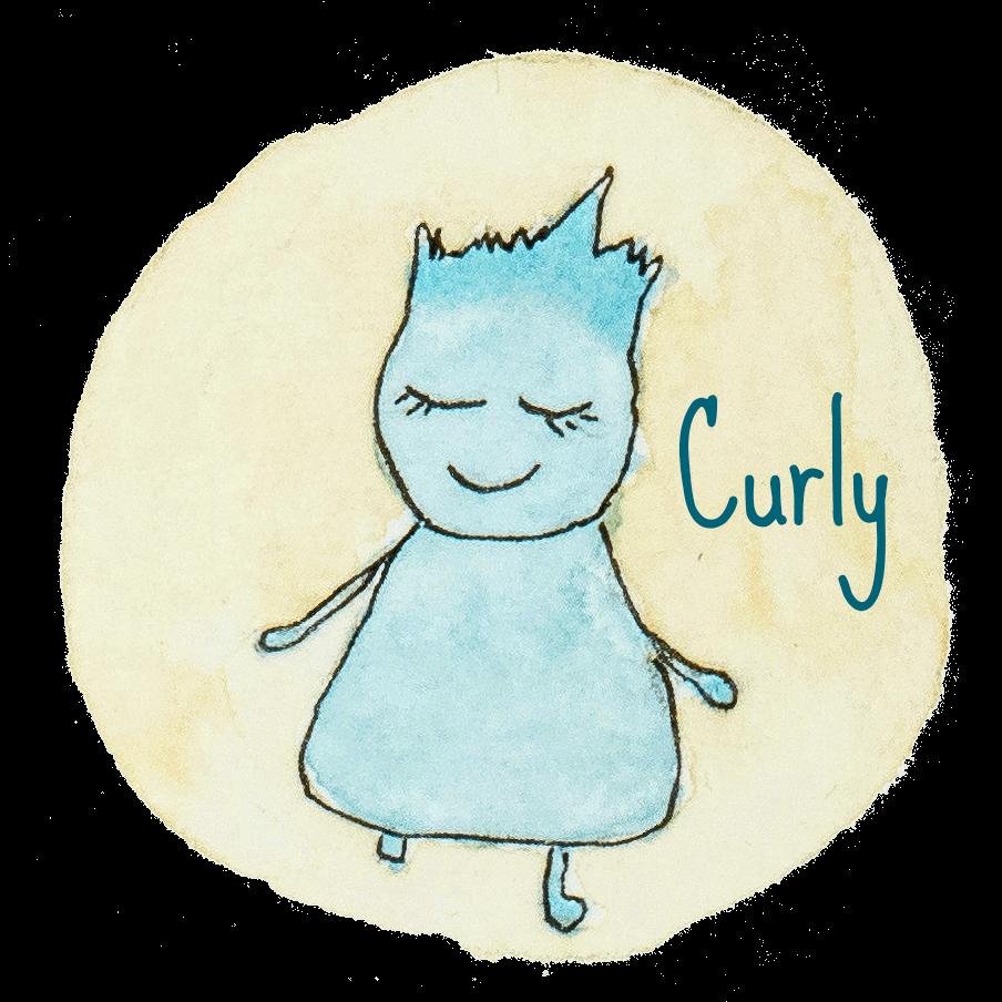 Wesensart – Curly ganz entspannt