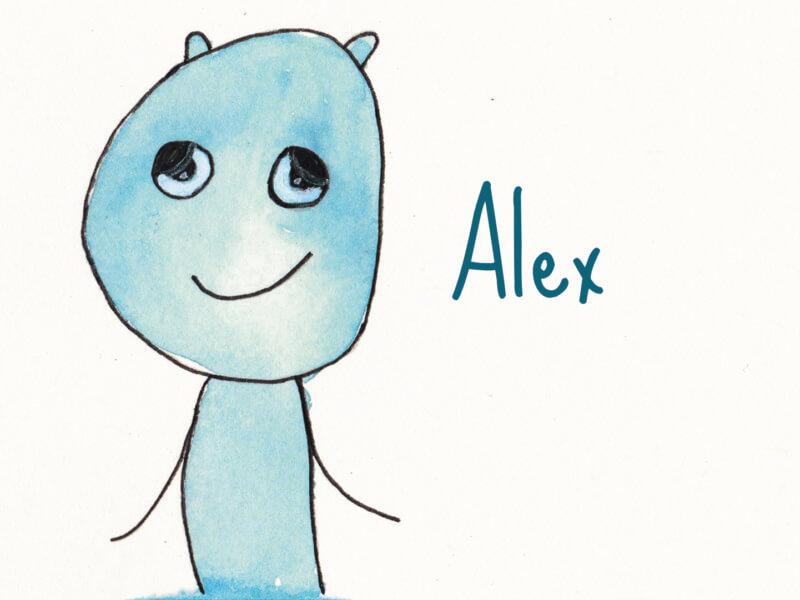 Wesensbande // Wesen Alex