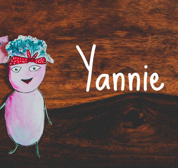 Wesensbande // Wesen Yannie