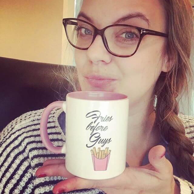 Tasse aus dem Shop von »Pussypaper«
