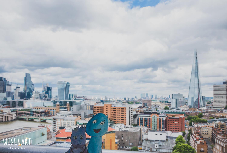 WESENsART – wenn Wesen reisen, dieses Mal London, ein Reise-Abenteuer