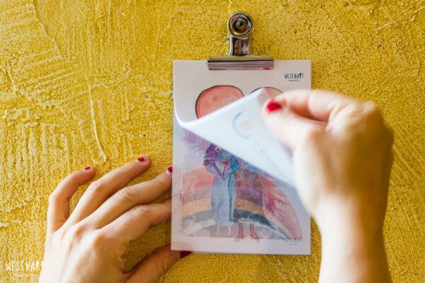 Postkarten-Advents-Kalender 2018  24 Tage. 24 Postkarten. 24 Inspirationen.