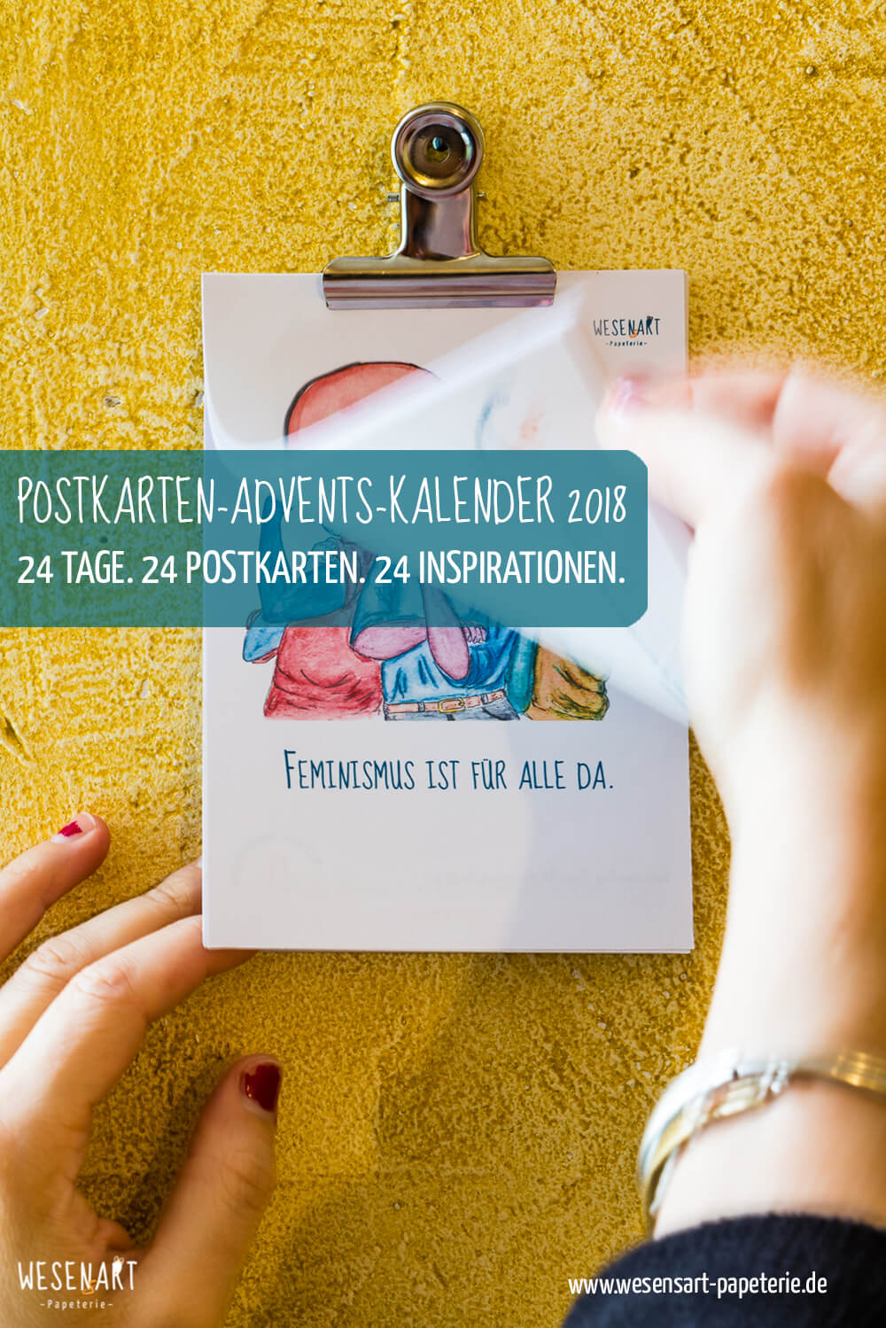 Kennenlernen postkarten